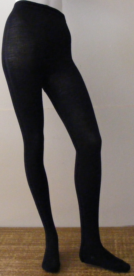 Premium Extra Fine Merino Wool Tights Stockings