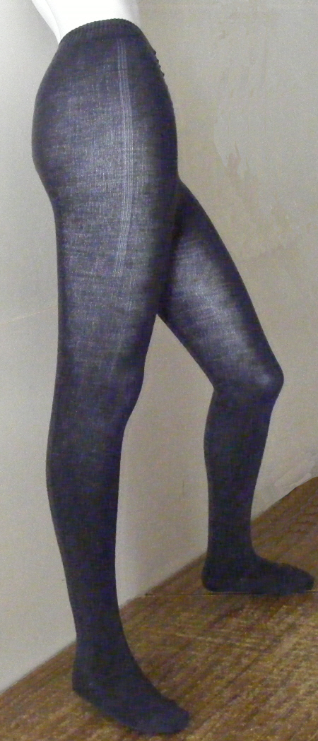Merino Wool Tights Stockings