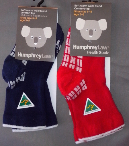 HL91CO HUMPHREY LAW CHILDRENS MERINO SOCK