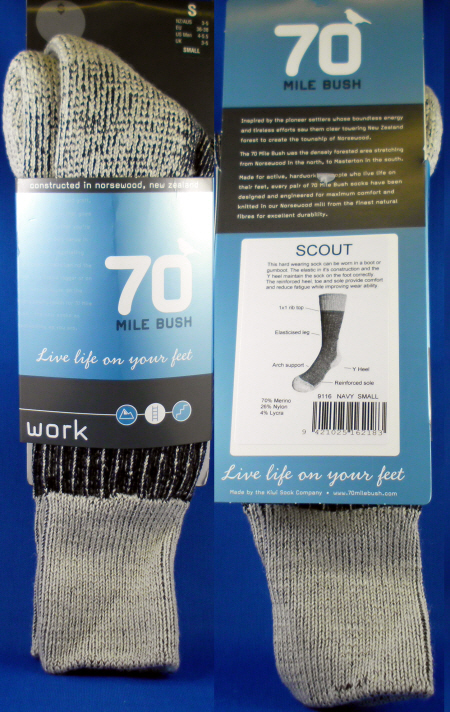 9116 SCOUT WOOL SOCK